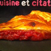 Ma galette des rois frangipane et pralines roses... Un délice rosé ! - Le blog de cuisineetcitations-leblog