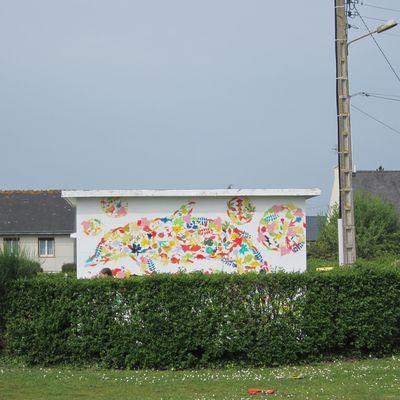 Jeunesse. Un chèque pour des graffitis : Atelier Sébastien Gourmelon