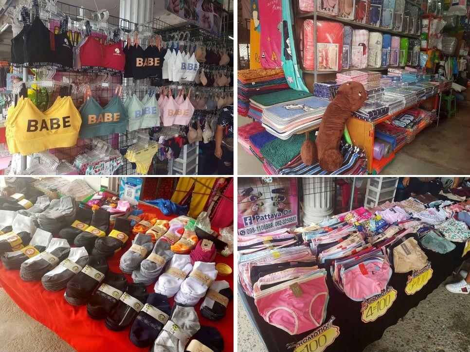 Le Grand Hall Market à Buakhao