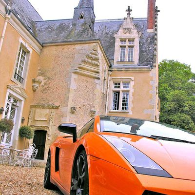 Hotel le Mans or BnB in Sarthe