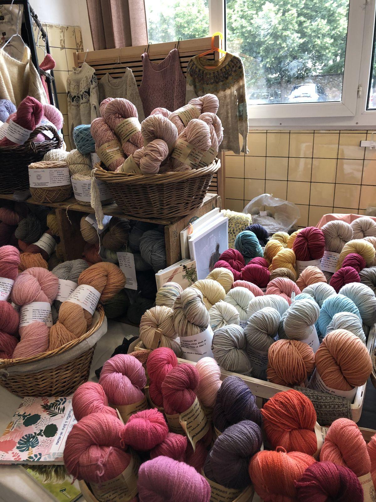 Fête de la laine à Malakoff