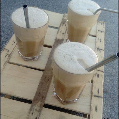 Spumone al Caffè - Café au lait frappé