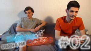 Dans Ma Coloc Episode 01.02 : Double(s) visage(s) | HPyTv La Télé des Pyrénées