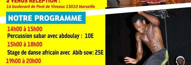 04/03/17 - Soirée de Solidarité au profit des enfants du Sénégal - Marseille