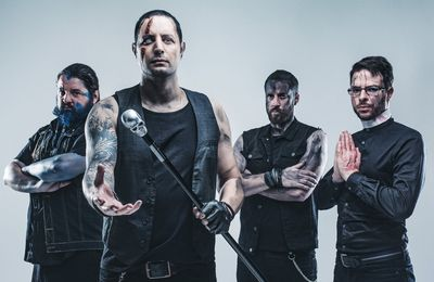 Nouvelle interview de PORN pour la sortie de The darkest of human desires Act II