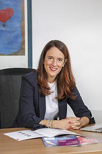 Stéphanie LAVIGNE, Directrice générale de TBS Education © Lydie Lecarpentier