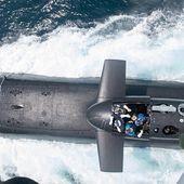 """Un sous-marin chilien a réussi deux """"attaques simulées"""" contre un groupe aéronaval américain"""