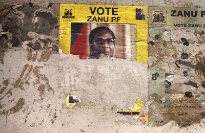 Zimbabwe: Robert Mugabe ne votera pas pour Emmerson Mnangagwa (AFP)