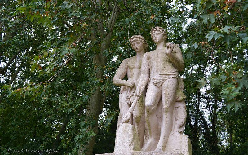 Statues Parc de Sceaux