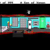 Adventure Game Studio | Games | A Son of Xenon - A Space Quest Prequel