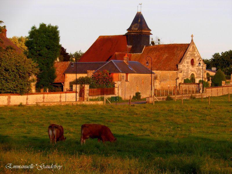 La ville a une figure, la campagne a une âme.  Jacques De Lacretelle