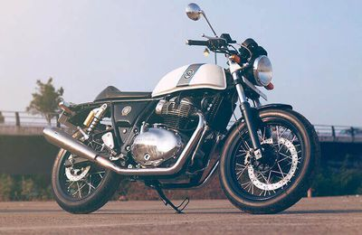 Oldest and Best Royal Enfield Showroom in Gurgaon - Brawn Automobiles