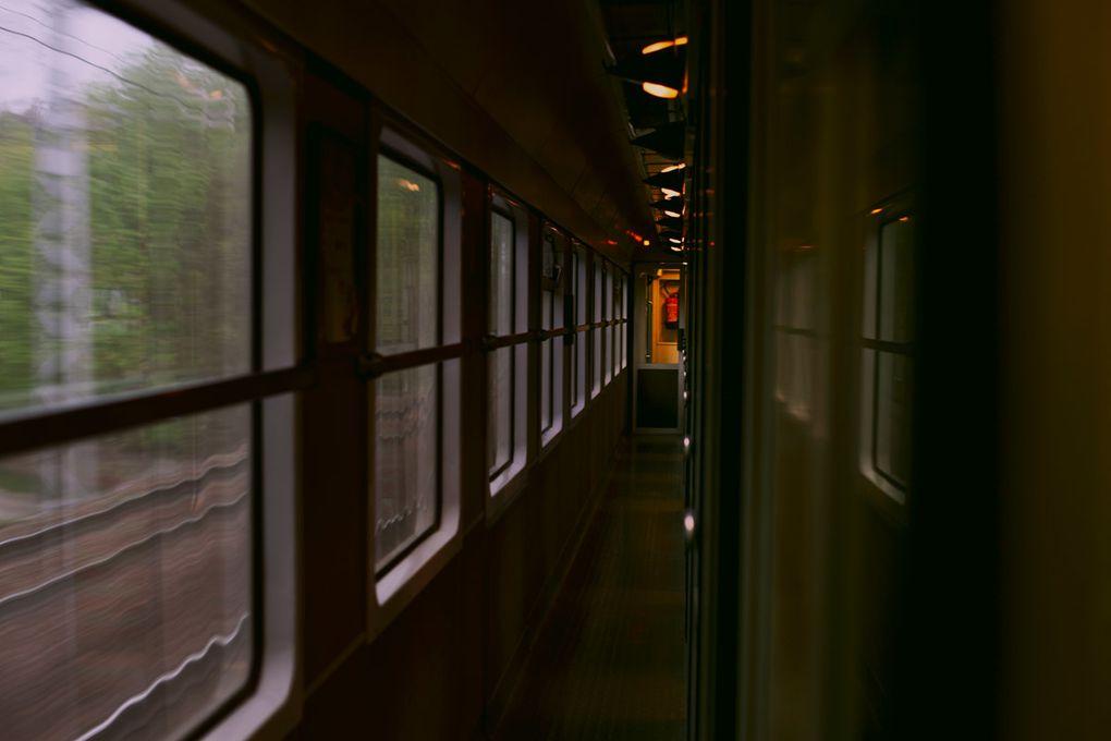 Synesthésie et toilettes de train.
