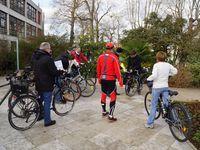 Faire du vélo à Carrières-sous-Poissy avec l'Association MDB - Mieux se déplacer en bicyclette !