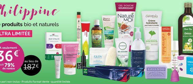 Bon plan : Betrousse, des produits bio et naturels à petits prix