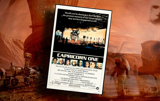 Peter Hyams - Capricorn One (1977)