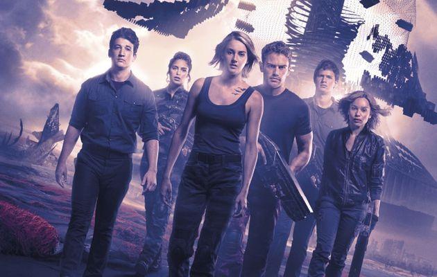 Box office français : ''Divergente 3'' reste en tête devant ''The Revenant''