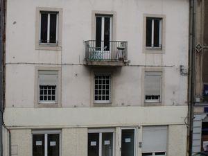 N° 75 rue Clemenceau à Algrange - Ecole-Culte protestant - Electricité - Radio - Télévision - HI-FI - Ménager - Habitation