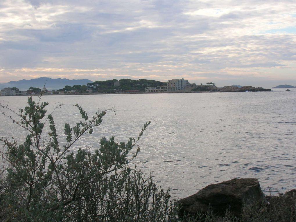 Sejour Bandol du 30 Septembre au 07 Octobre 2012
