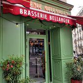 Brasserie Bellanger (Paris 10) : le Big Mamma de la cuisine française - Restos sur le Grill - Blog critique des restaurants de Paris indépendant !