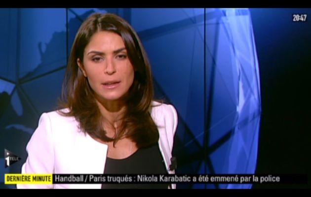 [2012 09 30] SONIA CHIRONI - I>TELE - INFO SOIR @20H30