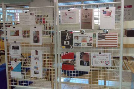 American Election - EXPOSITION AU CDI