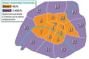 Stationnement à Paris 2015: il devient payant en août