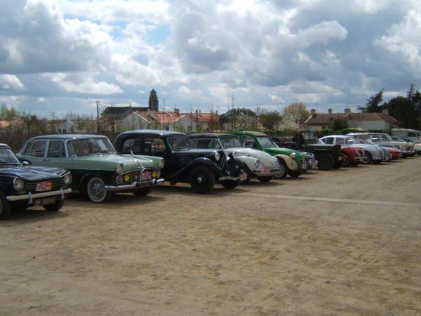 LE VALLET MOTOR SHOW,est un rassemblement de voitures en tout genre,avec des démonstrations par câtégories de véhicules.....