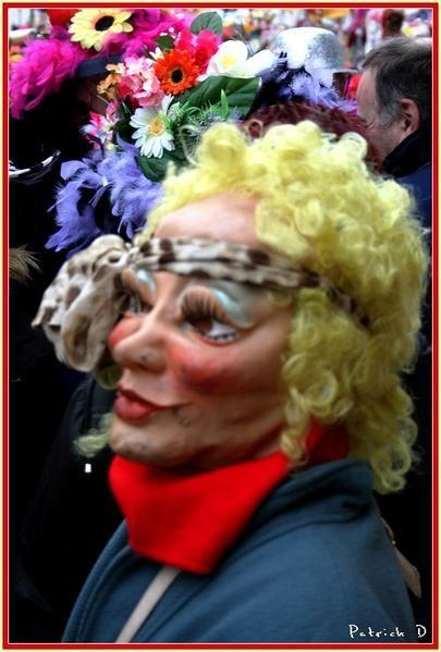 Carnaval de Dunkerque - Portraits de Masquelours - Bande de Rosendaël 20 février 2007