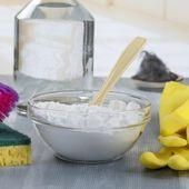 Nettoyage : comment utiliser le bicarbonate de soude ?
