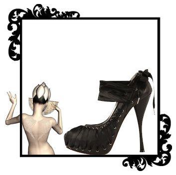 Escarpins & sandales sur ZEBRA GALLERY, une nouvelle idée du luxe