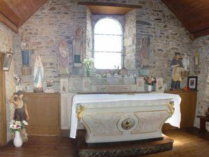 La chapelle St-Eloi (XVIIIème s.) -