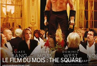 LE FILM DU MOIS : THE SQUARE