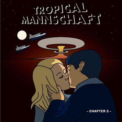 Chapter 3 |nouvel Ep | Tropical Mannschaft | Clip What a night