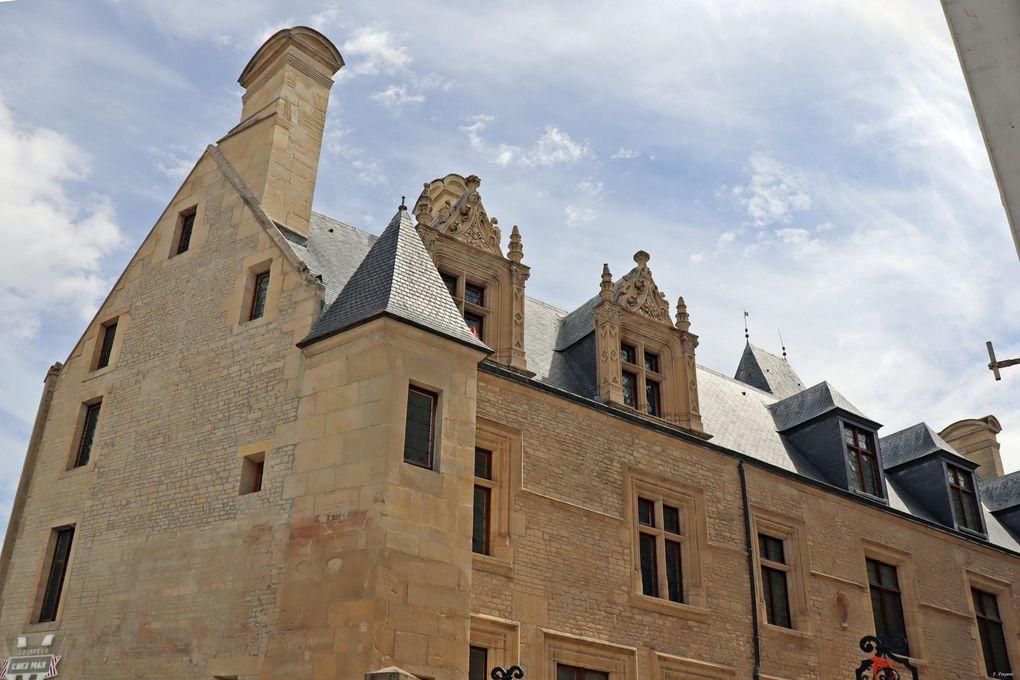 hôtel de Than, Caen