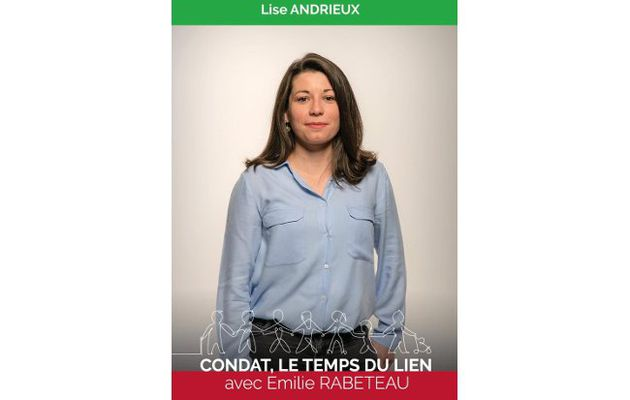 Lise ANDRIEUX