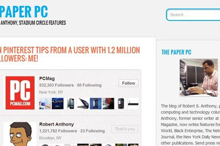 The Paper PC Blog Gets a New Look