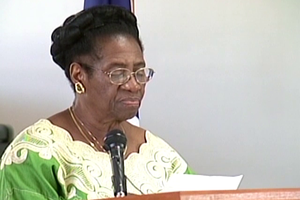 Belize's First Governor General Passes