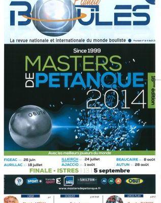 L'Association EDUCNAUTE-INFOS dans les pages du N° 2 du magazine PLANETE-BOULES !!!