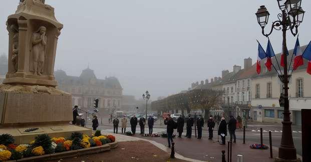 Un Onze-Novembre inhabituel à Autun