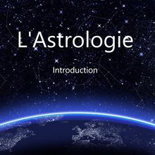 Tuto Cours d'Astrologie
