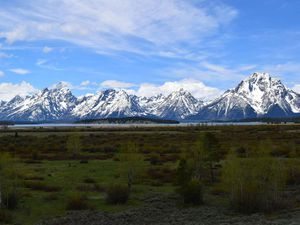 12/05/16 : de Salt Lake City à Grand Teton National Park