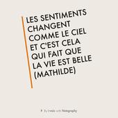 Mathilde lit Rémi Checchetto - i-voix