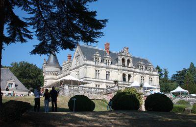 """"""" Festival de la Tomate"""" au château de la Bourdaisière"""