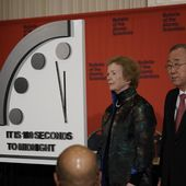 The Doomsday Clock is closer than ever to midnight. Here's why that matters