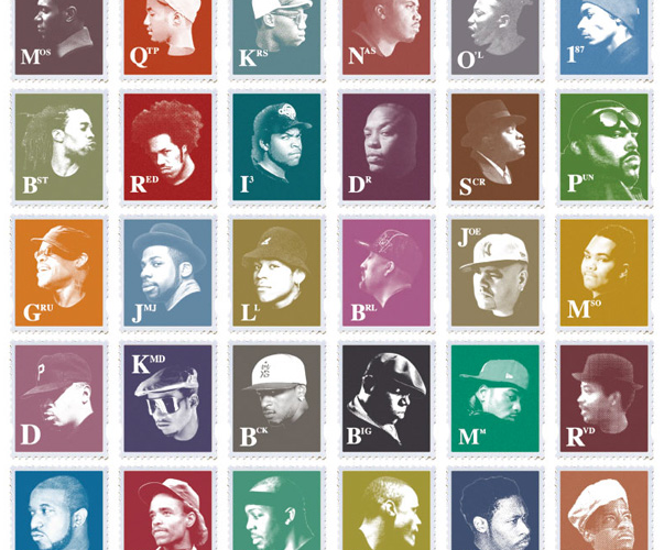 HIP HOP HALL OF FAME #1