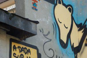 """A la découverte du Street Art avec """" Promenons nous dans les Arts."""""""