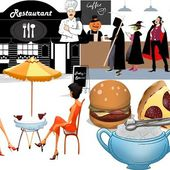 Le restaurant fantôme un concept qui a le vent en poupe sous l'influence d' Uranus en Taureau.
