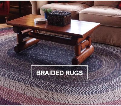 Braided Rugs: Give A Traditional Touch To Home!