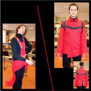 costumes pour d'ixie et d'ailleurs